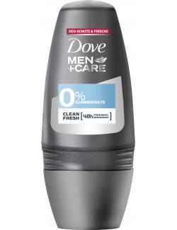 Dove Men+Care Clean Fresh Deo Roll-On (50 ml) - 96147627