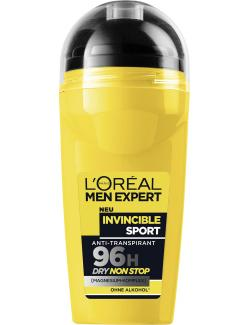 L'Oréal Men Expert Invincible Sport Anti-Transpirant