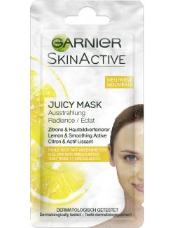 Garnier Skin Active Juicy Mask Gesichtsmaske