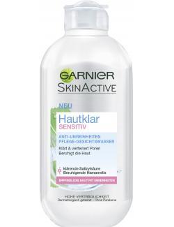 Garnier Skin Active Hautklar sensitiv Gesichtswasser (200 ml) - 3600542010351