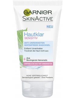 Garnier Skin Active Hautklar Sensitv Waschgel (150 ml) - 3600542009928
