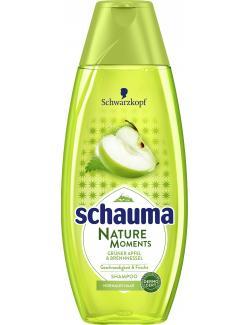 Schwarzkopf Schauma Shampoo Nature Moments Geschmeidigkeit & Frische