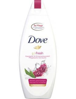 Dove Go fresh Cremedusche Granatapfel & Zitronenverbenen (250 ml) - 8710447169261
