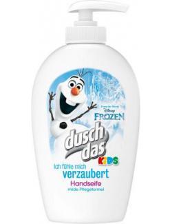 Duschdas Kids Handseife Disney Frozen (250 ml) - 8714100194263