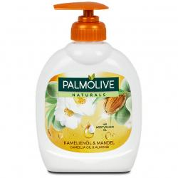 Palmolive Flüssigseife Kamelienöl & Mandel (300 ml) - 8718951129801
