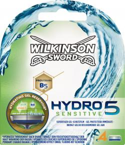 Wilkinson Sword Hydro 5 Sensitive Klingen