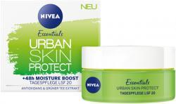 Nivea Visage Urban Skin Protect Tag (50 ml) - 4005900447708