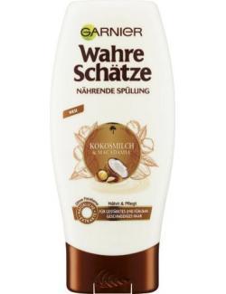 Garnier Wahre Schätze Spülung Kokosmilch & Macadamia