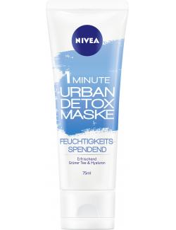 Nivea 1 Minute Urban Detox Maske
