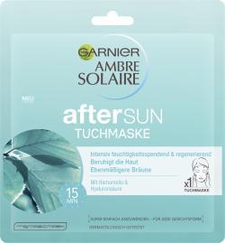 Garnier Ambre Solaire After Sun Tuchmaske