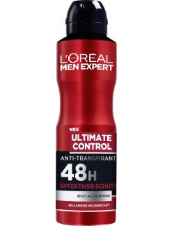 L'Oréal Paris Men Expert Ultimate Control Deo Spray