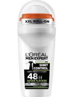 L'Oréal Men Expert Deo Roll-On Shirt Control
