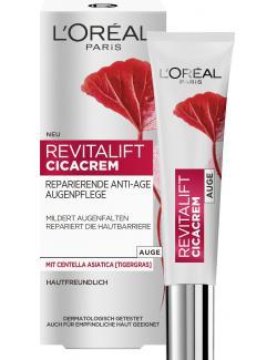 L'Oréal Revitalift Cicacrem Augenpflege