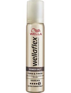 Wella Wellaflex Haarlack Power Halt Form & Finish ultra stark