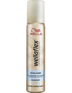 Wella Wellaflex Haarspray extra stark mini
