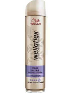 Wella Wellaflex Haarspray Fülle & Style ultra starker Halt