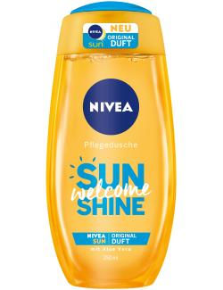 Nivea Pflegedusche Welcome Sunshine