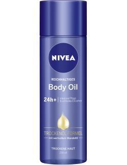 Nivea Reichhaltiges Body Oil