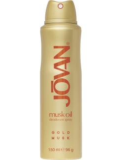 Jovan Gold Musk Oil Deo Spray