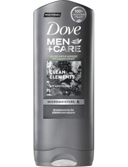Dove Men+Care Clean Elements Pflegedusche mit Aktivkohle