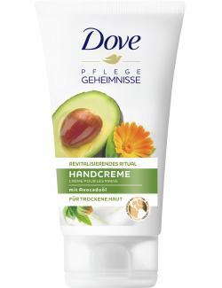 Dove Pflege Geheimnisse Handcreme für trockene Haut
