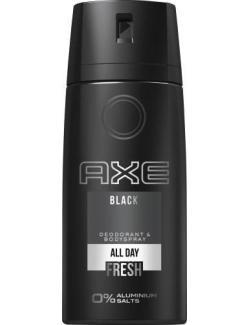 Axe Black All Day Fresh Bodyspray