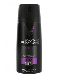 Axe Excite All Day Fresh Deodorant & Bodyspray
