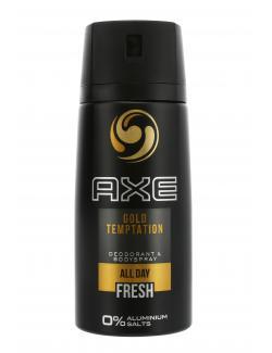 Axe Gold Temptation All Day Fresh Bodyspray