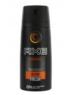 Axe Moschus All Day Fresh Deodorant & Bodyspray