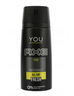Axe You All Day Fresh Bodyspray