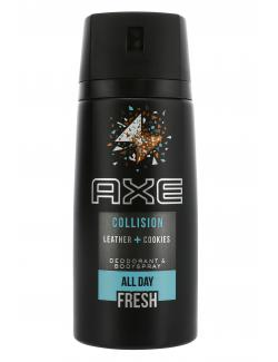 Axe Collision Leather & Cookies All Day Fresh Bodyspray