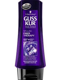 Schwarzkopf Gliss Kur Spülung Fiber Therapy