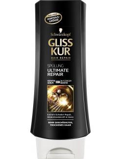 Schwarzkopf Gliss Kur Spülung Ultimate Repair