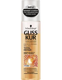 Schwarzkopf Gliss Kur Express-Repair Spülung Total Repair