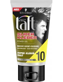 Schwarzkopf 3 Wetter Taft Power Gel Super Kleber-Halt