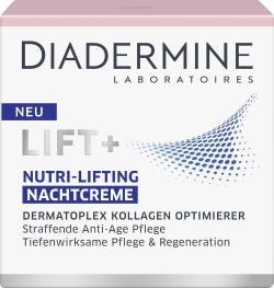 Diadermine Lift+ Nutri-Lifting Nachtcreme