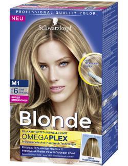 Poly Blonde Strähnchen Super Aufheller M1