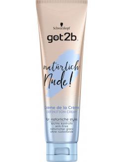 Schwarzkopf Got2b Natürlich Nude! Definition Cream