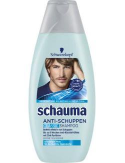 Schwarzkopf Schauma Shampoo Anti-Schuppen Classic (400 ml) - 4015001005394