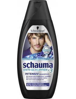 Schwarzkopf Schauma Shampoo Anti-Schuppen Intensiv (400 ml) - 4015001005646
