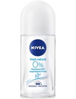 Nivea Fresh Natural Deo Roll-On
