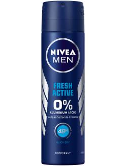 Nivea Men Fresh Active Deodorant