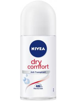 Nivea Dry Comfort Antitranspirant Roll-On