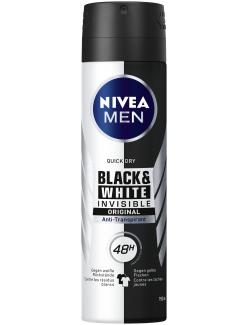 Nivea Men Invisible Power Anti-Transpirant