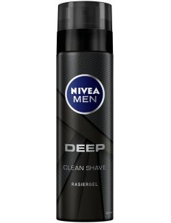 Nivea Men Rasiergel Deep Clean Shave