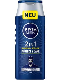 Nivea Men Protect & Care 2in1 Shampoo + Spülung