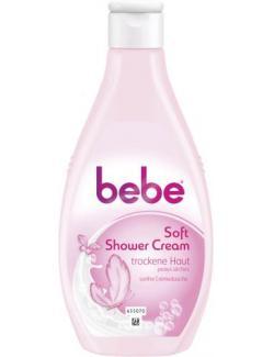 Bebe Soft Shower Cream