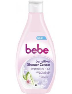 Bebe Sensitive Cremedusche