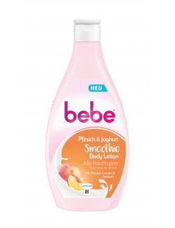 Bebe Smoothie Body Lotion Pfirsich & Joghurt