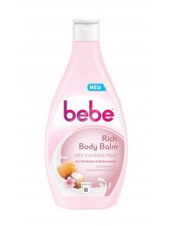 Bebe Rich Body Balm Sheabutter & Bienenwachs
